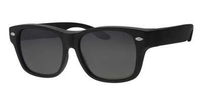 Fitover sunglasses New York black (l/xl)