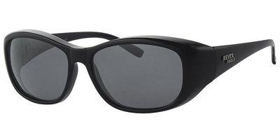 Fitover Overzetzonnebril Sonnen Überbrillen Shield Plus
