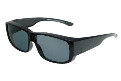 20172ec8c28 Fitover Overzetzonnebril Sonnenüberbrille Lion Noir